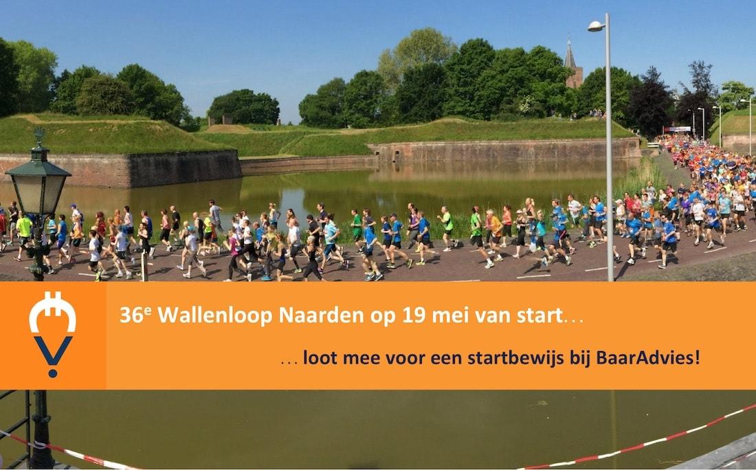 Wallenloop Naarden Vesting