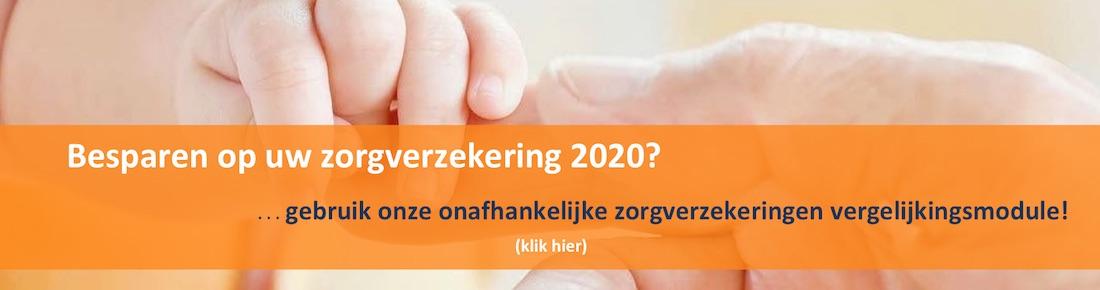 Check direct uw zorgverzekering 2020!