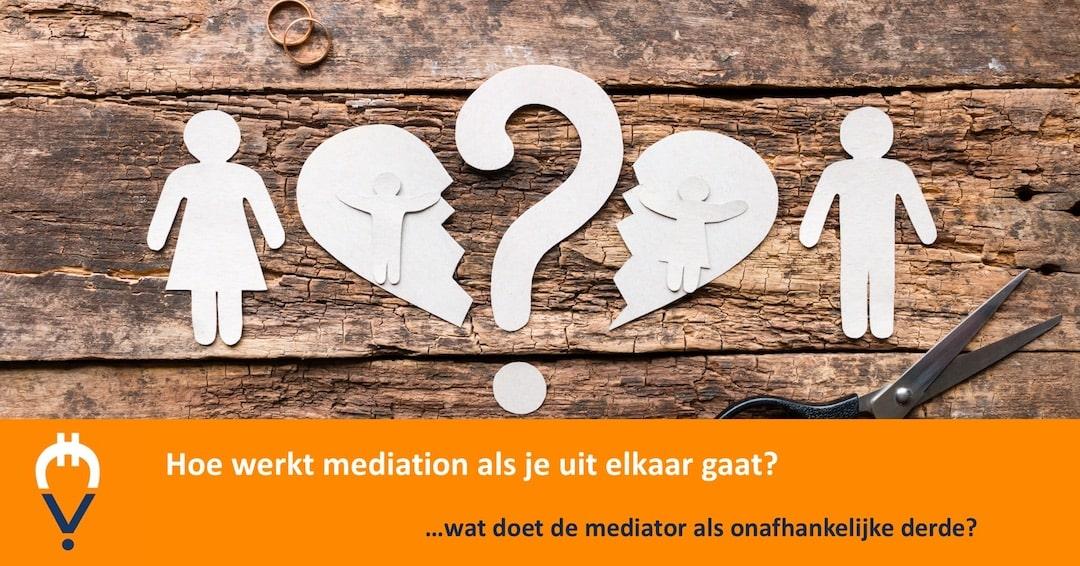 Hoe werkt mediation