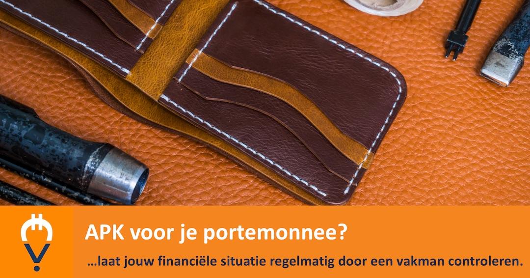 APK voor je portemonnee