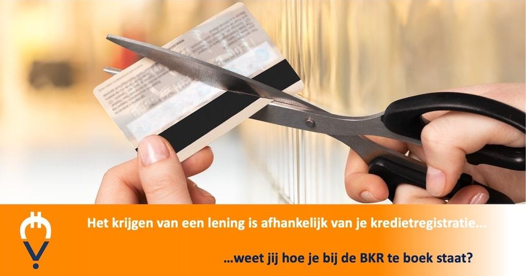 BKR registratie opvragen
